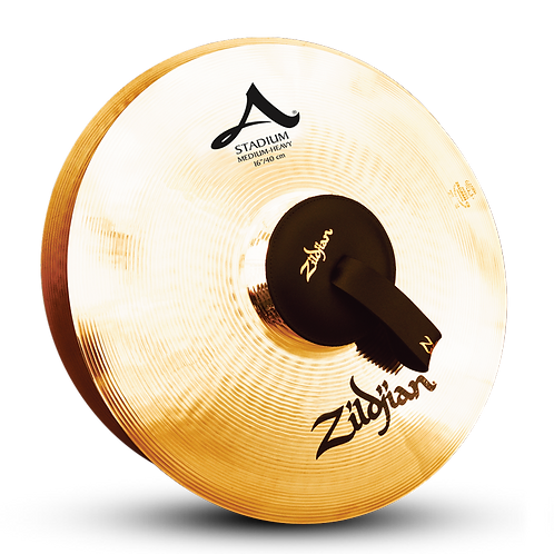 "16"" A Zildjian Stadium Series Medium Heavy"