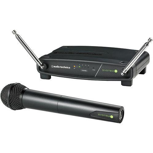 Audio-Technica HANDHELD WIRELESS SYSTEM 169.505 - 171.905 MHz