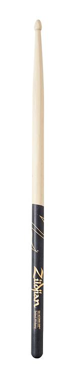 5A Acorn Tip Black DIP Drumsticks