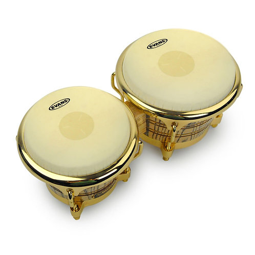 Evans Tri-Center Bongo Drum Head Pack 7-1/4 and 8-5/8 Inch