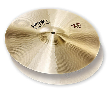 Paiste 15 Formula 602 Medium Hi-hat Top