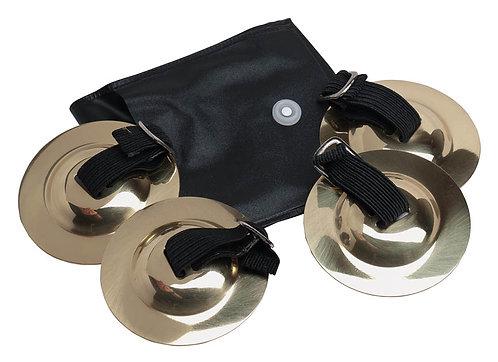 CB Cb Finger Cymbals 2 Pr/set