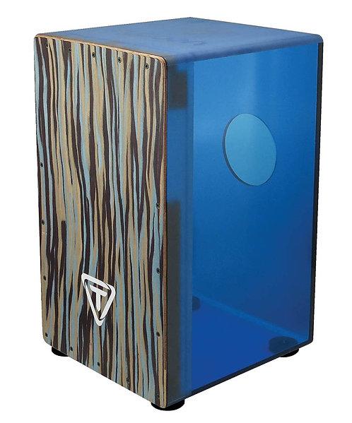 29 Series Royal Blue Acrylic Cajon