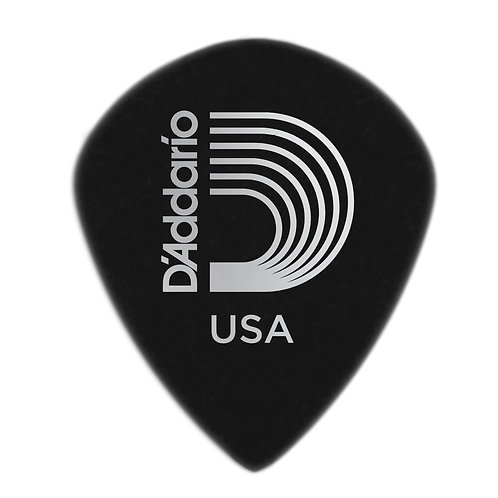 D'Addario Black Ice Guitar Picks 100 pack Hvy