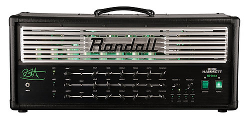 Randall 3 ch midi mode 100w head      KH high gain stage amplifier