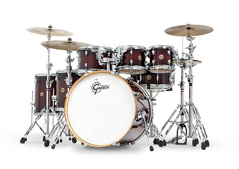 "Gretsch Catalina Maple 6-Piece Shell Pack with Free Additional 8"" Tom"