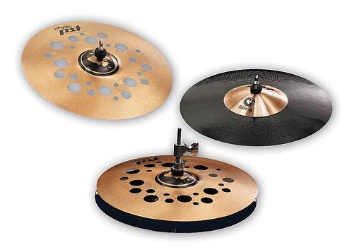 Paiste PST X DJs 45 Set (12/12/12)