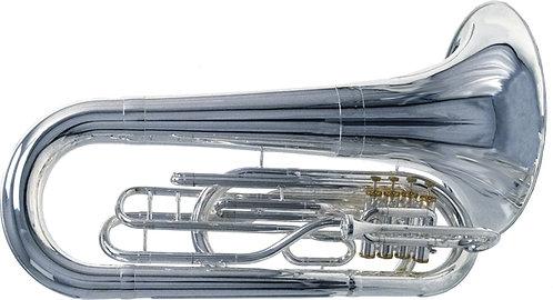 System Blue Traditional 4 Valve Tuba