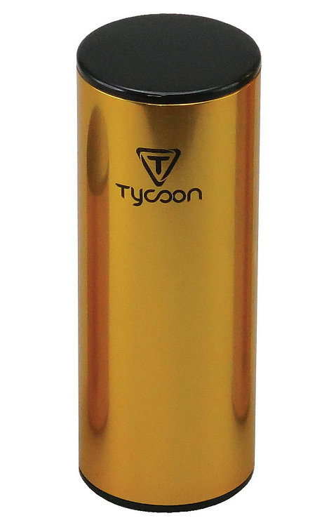 "5"" Gold Aluminum Shaker"