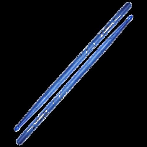 5A Nylon Blue Drumsticks