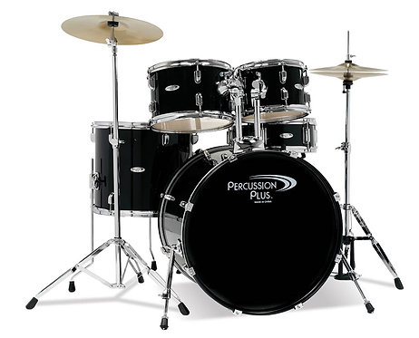 Percussion Plus 5-Piece Drum Set Model PP4200
