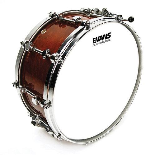 """Evans 13"""" Orchestral Snare Batter"""