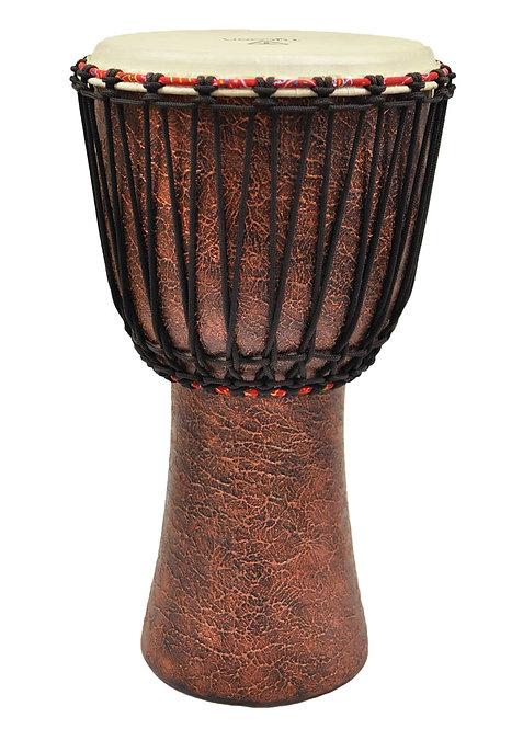 "12""; African Djembe - Master Terra Cotta Series"
