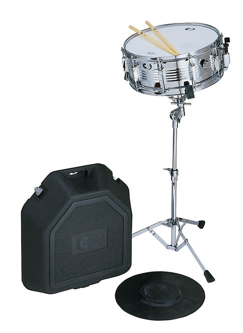 CB Cb Snare Drum Kit W/mold Case