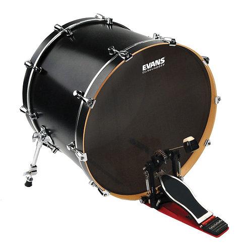 Evans SoundOff Bass Drumhead 22 inch