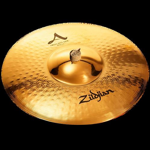 """21"""" A Zildjian Mega Bell Ride"""