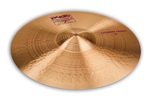 Paiste 2002 Extreme Crash Cymbal