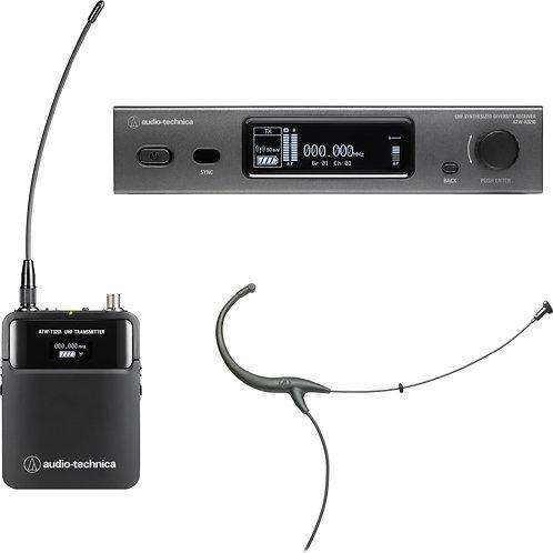 Audio-Technica R3210 T3201 BP894cH 530-590 Mz3000 Series Wls Sys (4th gen)
