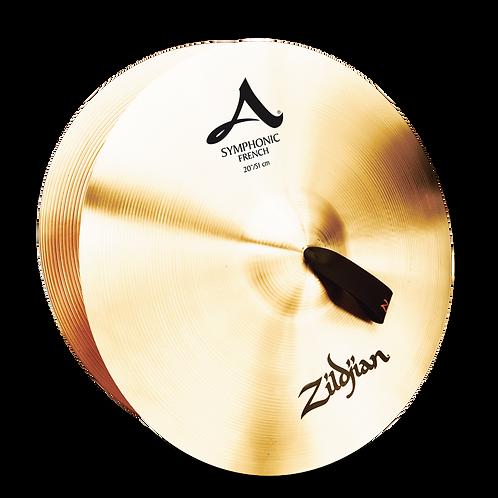 """20"""" A Zildjian Symphonic French Tone"""