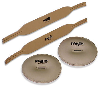 Paiste Straps Deluxe And Pads Large