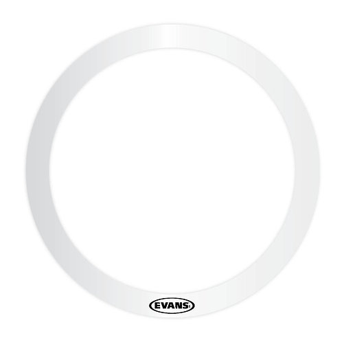 Evans 1 Inch E-Ring 10 Pack 10 Inch