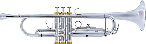 System Blue Traditional Bb Trumpet - SB12-LE
