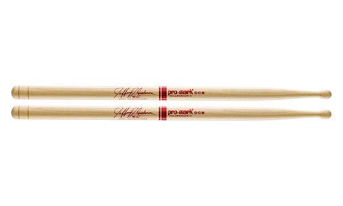 Promark Hickory DC8 Jeff Ausdemore Wood Tip drumstick