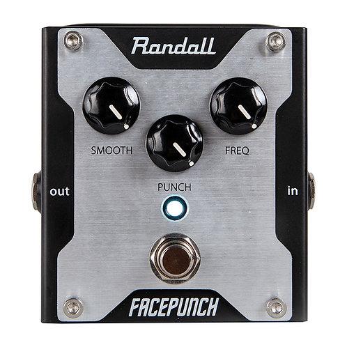 Randall Overdrive pedal   Fortin Screamer