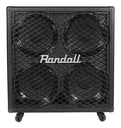 Randall 4x12 Cab 8ohm Mono steel gril 200w 4x12 cab