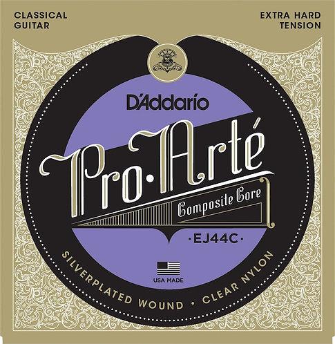 D'Addario EJ44C Pro-Arte Composite Classical Guitar Strings X-Hard Tension