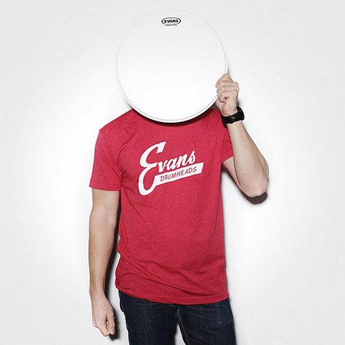 Evans Vintage Logo T-Shirt - XL