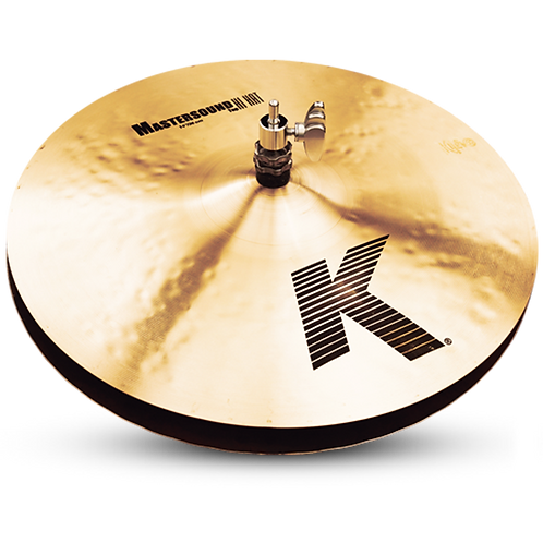 "14"" K Mastersound Hihat - Bottom"