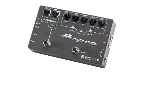 Ampeg Bass DI with Scrambler