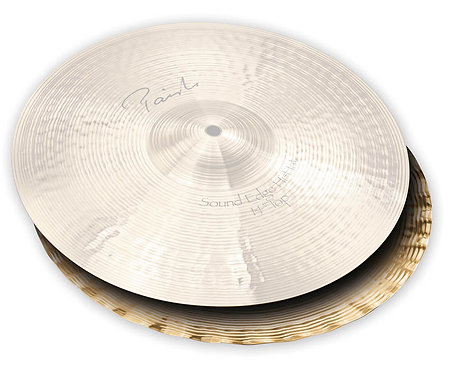 Paiste 14 Signature Sound Edge Hi-hat Bot