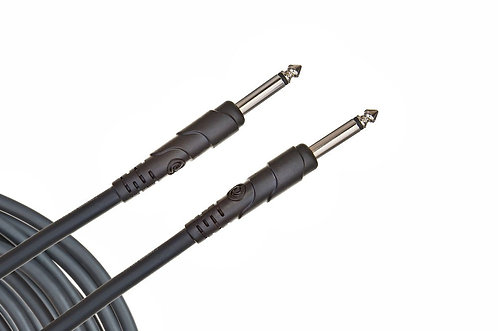 D'Addario Classic Series Instrument Cable 15 ft