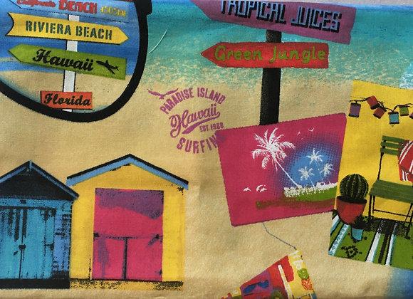 Kissenhülle Paradise Island