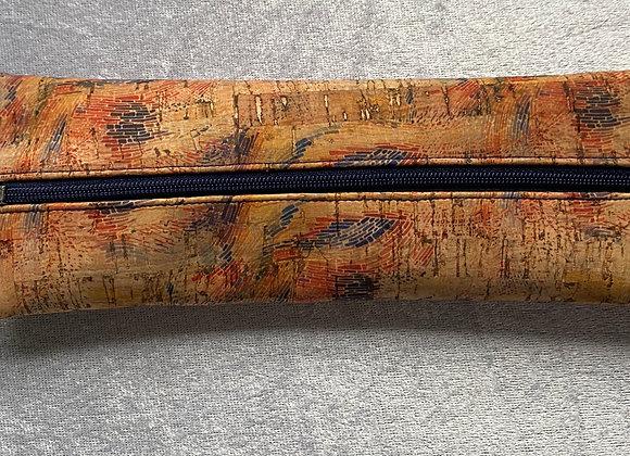 Pencil Case Kork farbig