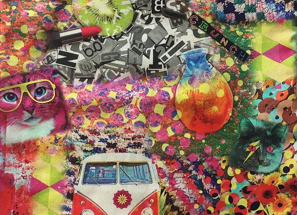 Kissenhülle VW Bus