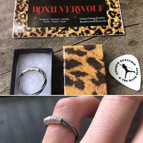 Scotchie String Ring