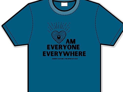 Eye Am Everyone Everywhere 2021 T (Sapphire)