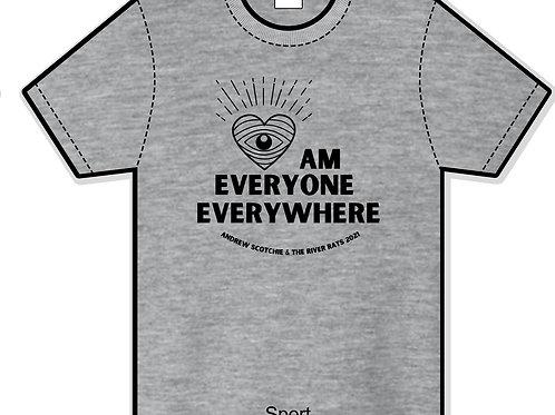 Eye Am Everyone Everywhere 2021 T (Sport Grey)
