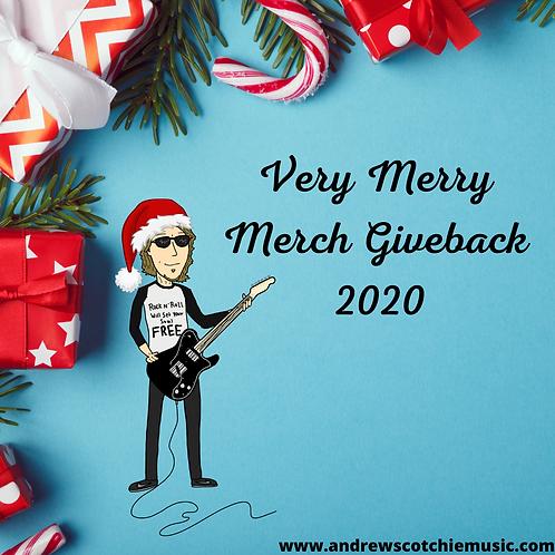 Very Merry Merch Giveback Bundle