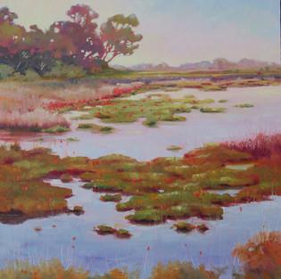 Flowering Marsh