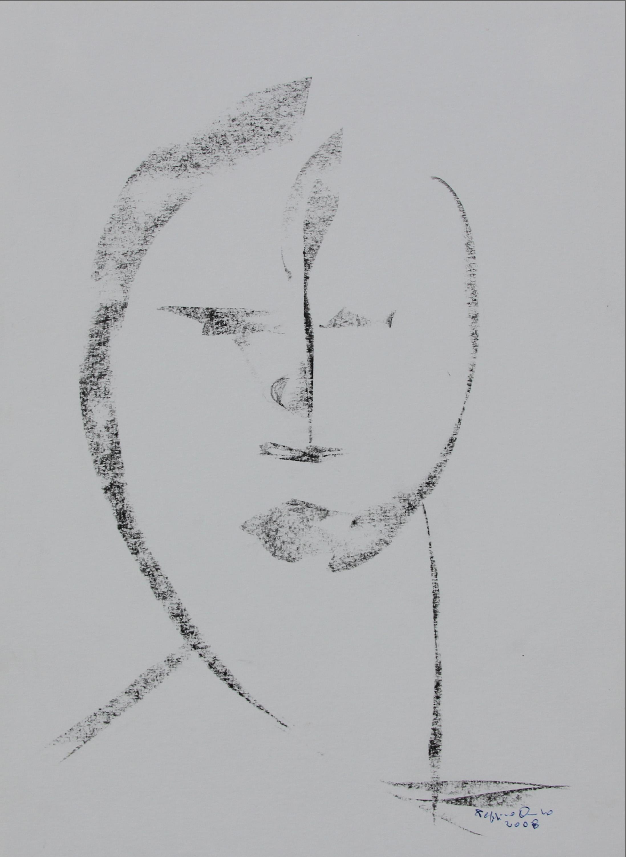 Volto, 2008 - 20x29 cm