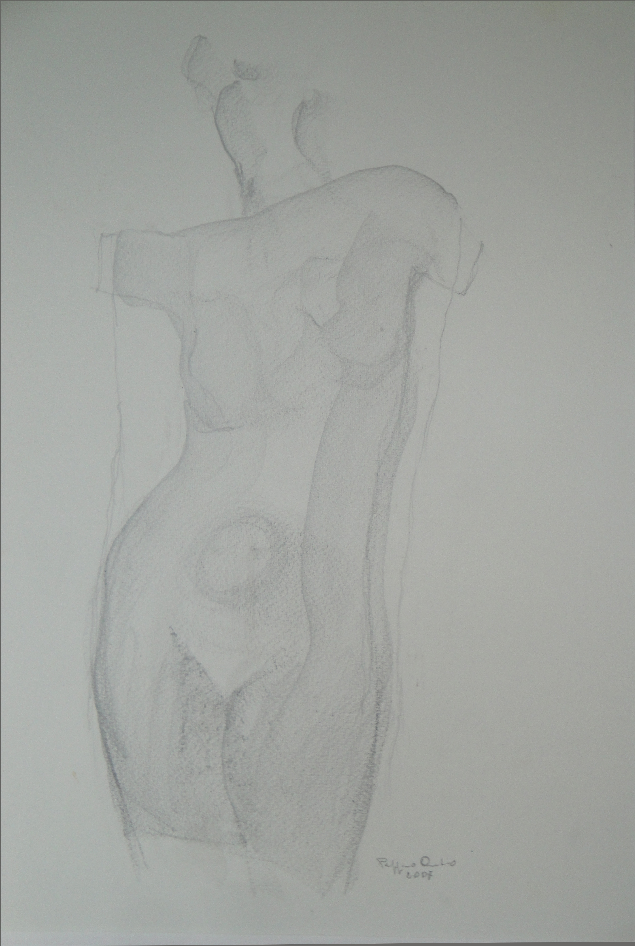 Schizzo, 2007 - 28x40 cm