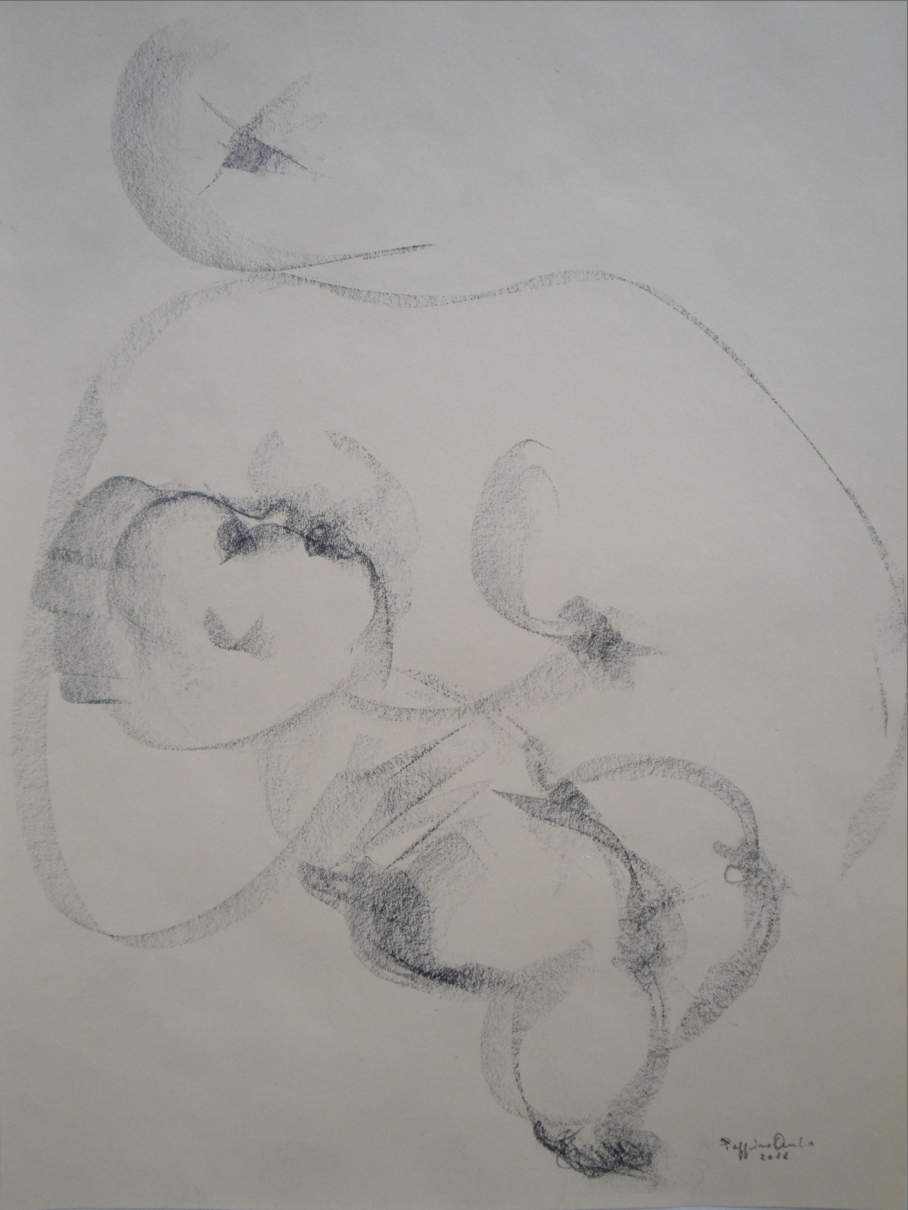 Maternità, 2011 - 34x48 cm
