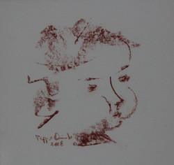 Paffutello, 2008 - 12x12 cm