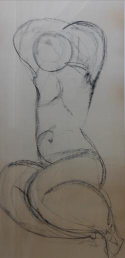 Studio, 2008 - 45x94 cm