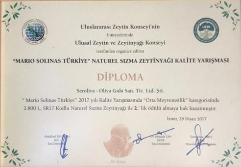 UZZKMario Solina Türkiye Naturel Sızma Kalite Yarışması