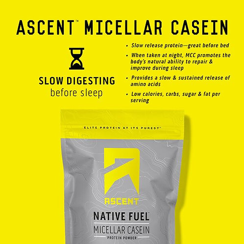 Ascent Micellar Casein